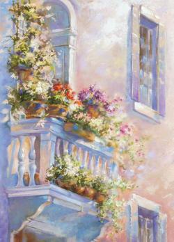 Небо на балконе
