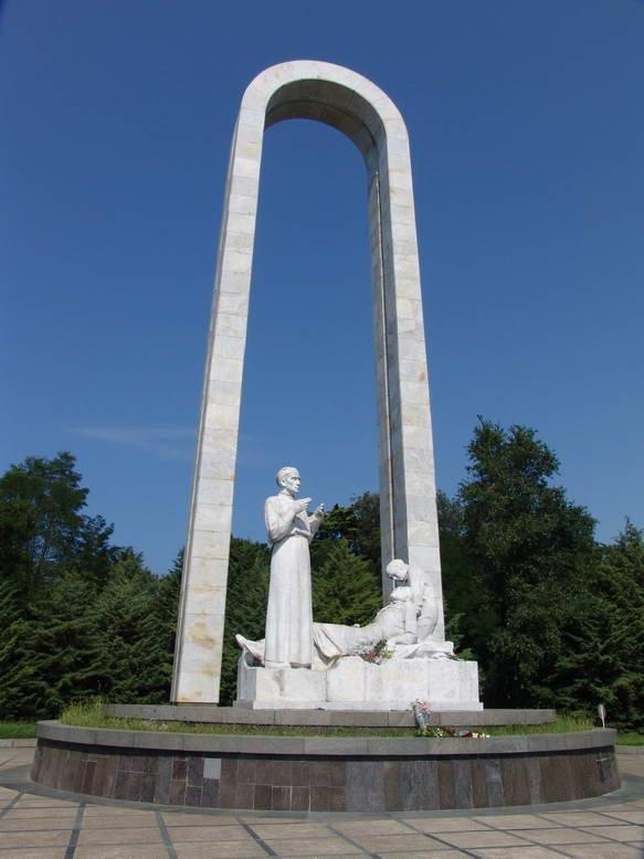 ГОРОД ГОСПИТАЛЬ - город СОЧИ