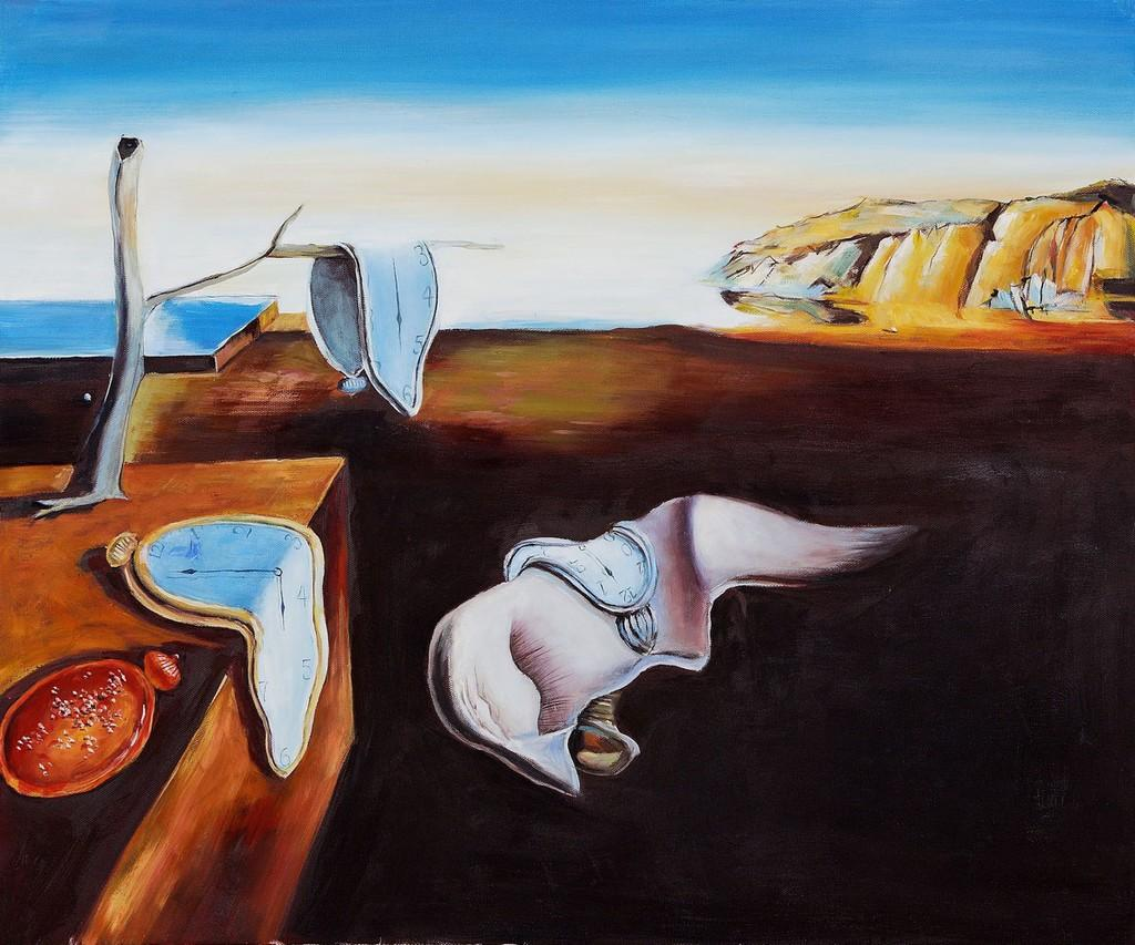 the persistence of memory The persistence of memory is a 1931 painting by artist salvador dalí, and is one of his most recognizable worksfirst shown at the julien levy gallery in 1932, since 1934 the painting has been in the collection of the museum of modern art (moma) in new york city, which received it from an anonymous donor.