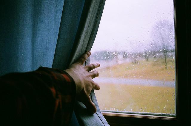 ---Люблю дожди---