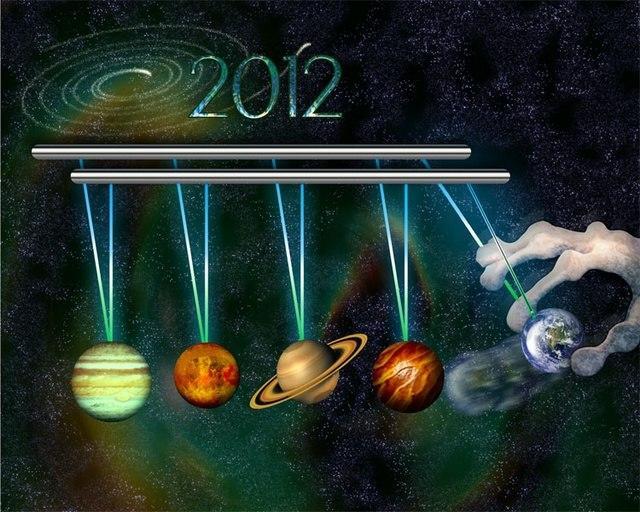 Предстоящему концу света посвящается