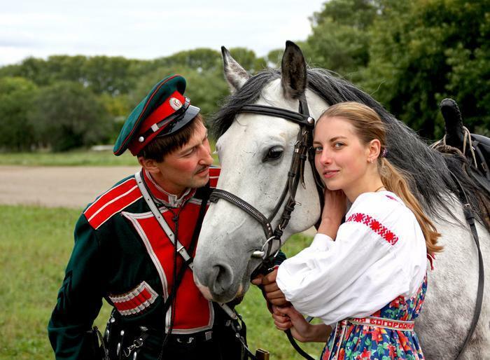 Гордая казачка (Folk Rock #TARAN&DIBROFF&OLENICH)