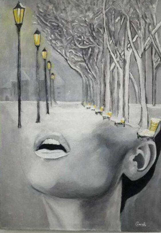 Память застывает на морозе