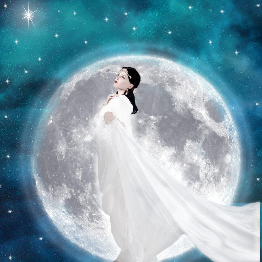 Луна – ночная королева