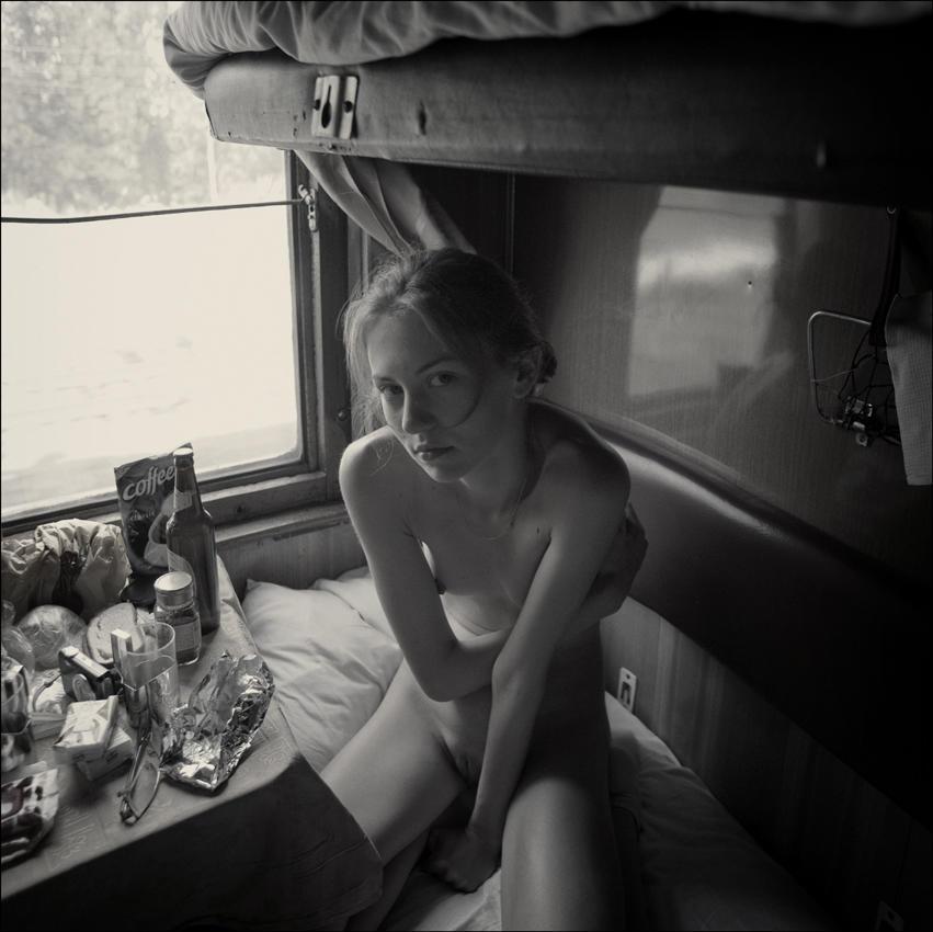 Фото эротика в вагоне — photo 13