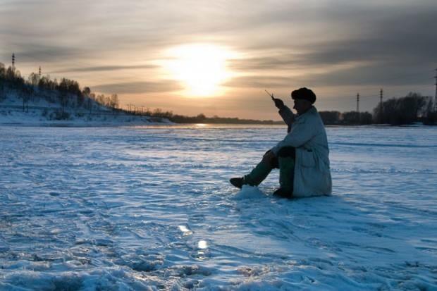 Стихотворение «Случай на зимней рыбалке», поэт Куликов Фёдор