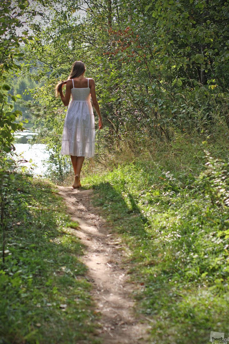 Прогулки голые