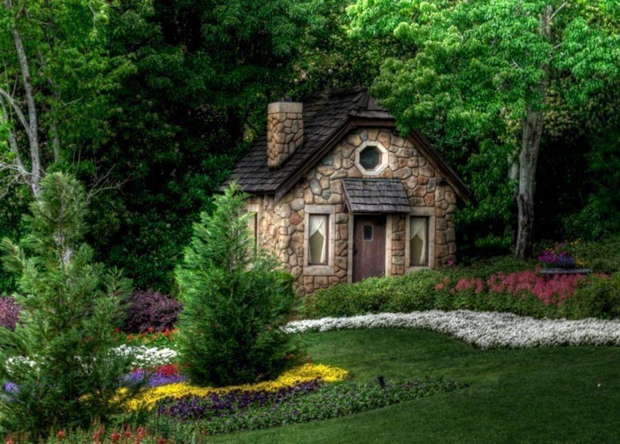 картинка дом маленький и уютный сети существует огромное