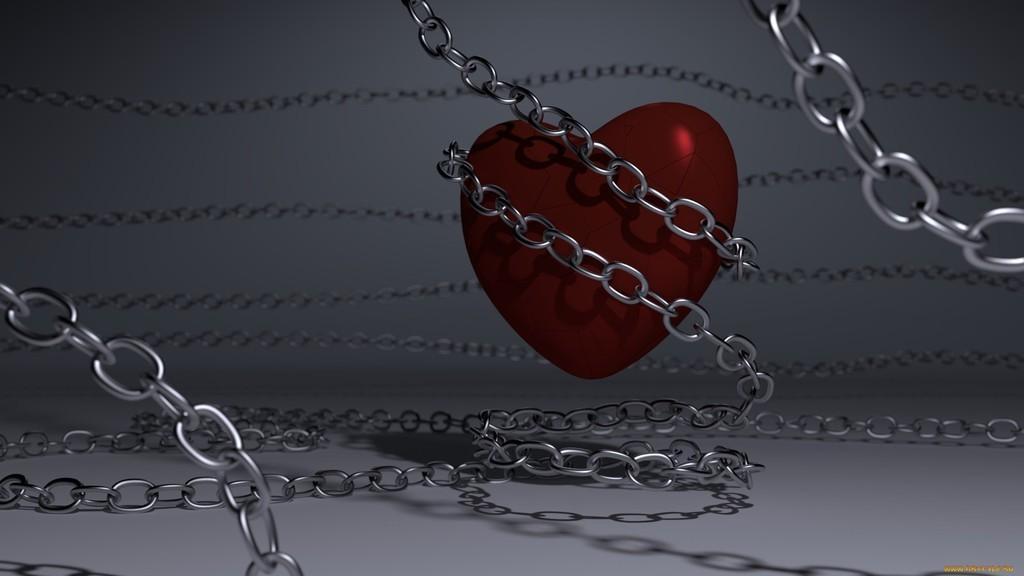 рана в сердце фото