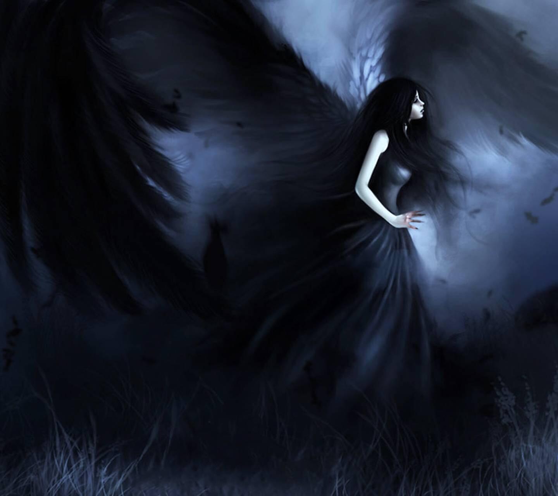 У меня были крылья...