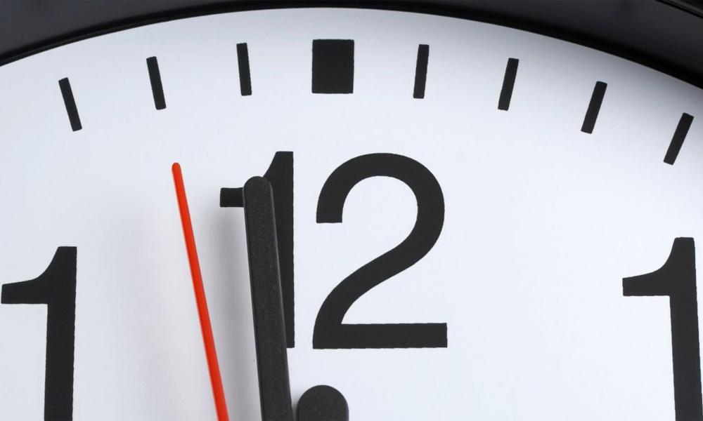 О ценности времени