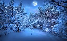 Зима похожа на прекрасную даму.