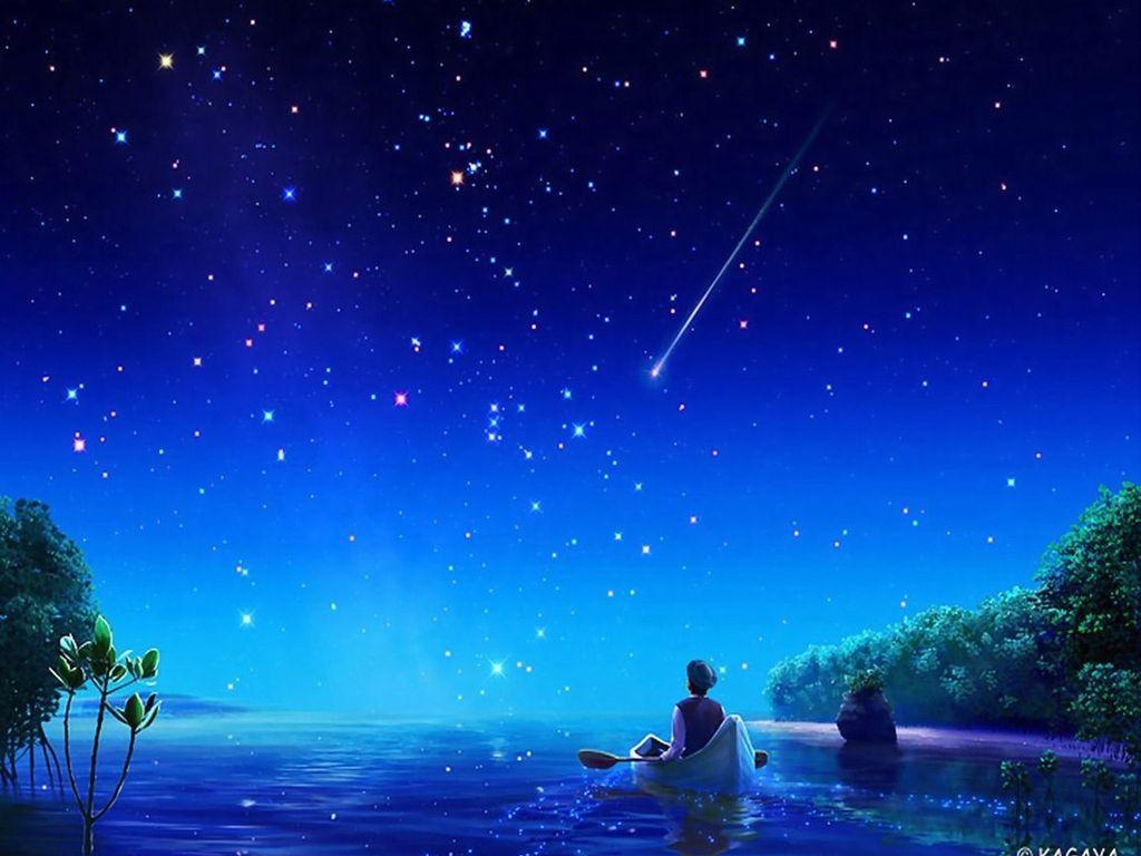 Зарница в ночном небе — знак ложной тревоги, ваши страхи и опасения не имеют основания.