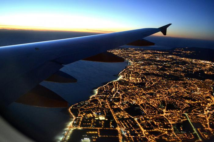 Ощущенья полёта