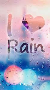 Пока идет дождь.
