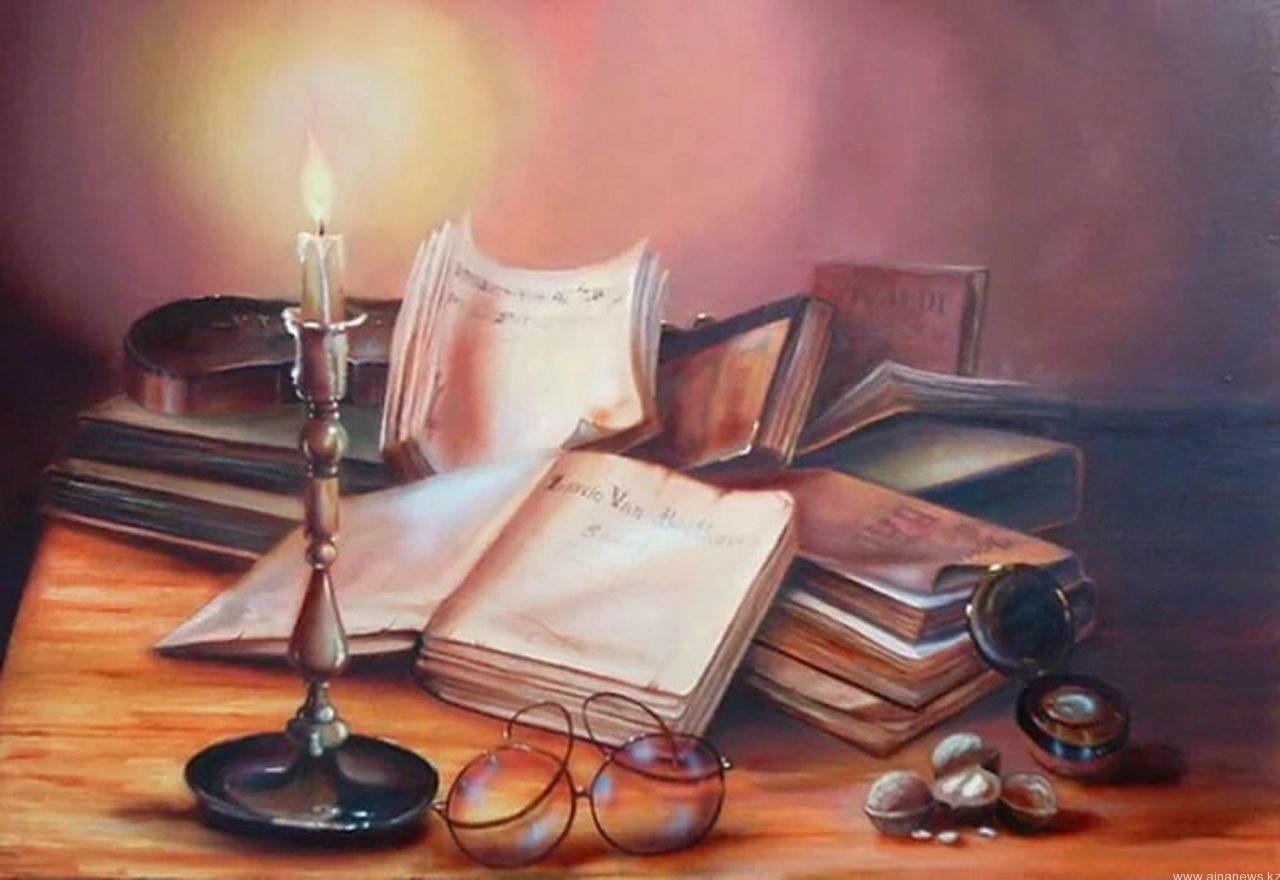 Картинки о поэтах рисованные