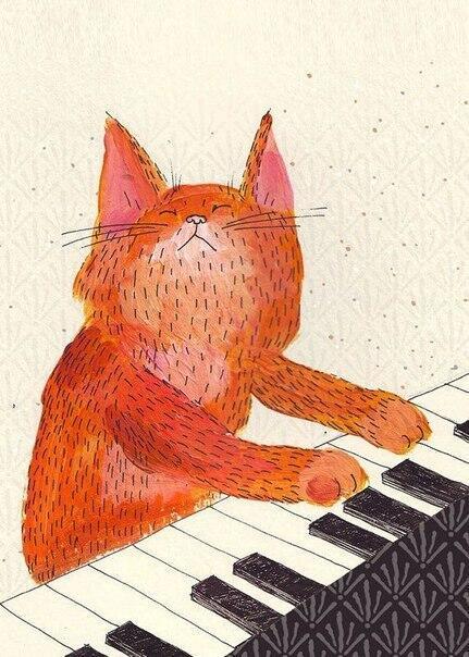 Весеннему Коту......