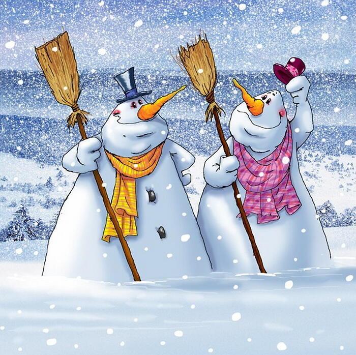 своей прикольные картинки про зиму и новый год увеличите гибкость