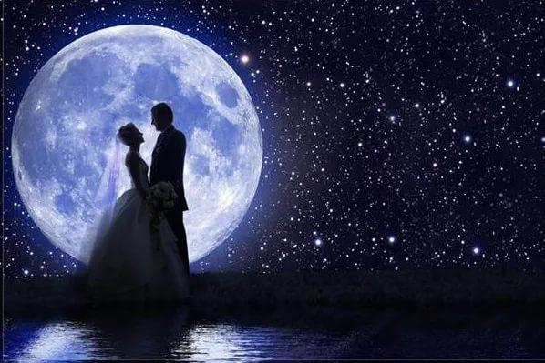 Лунный вальс.