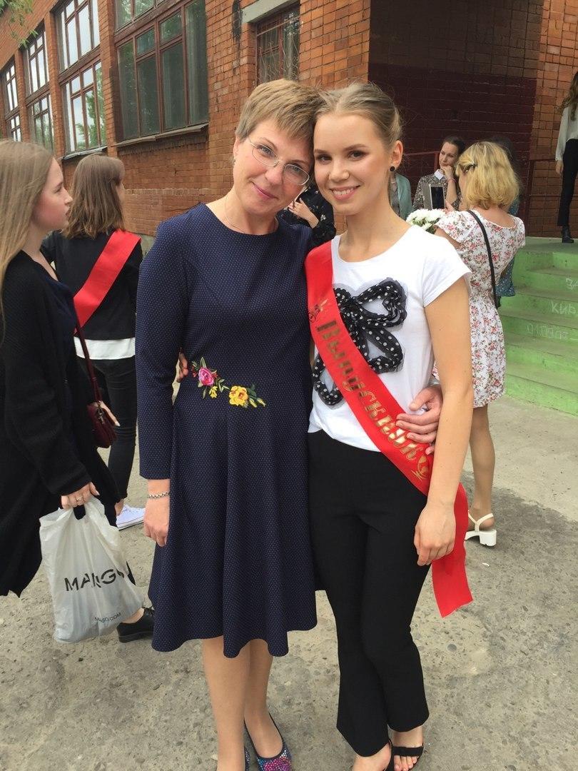 Наталья Александровна, любимый наш учитель
