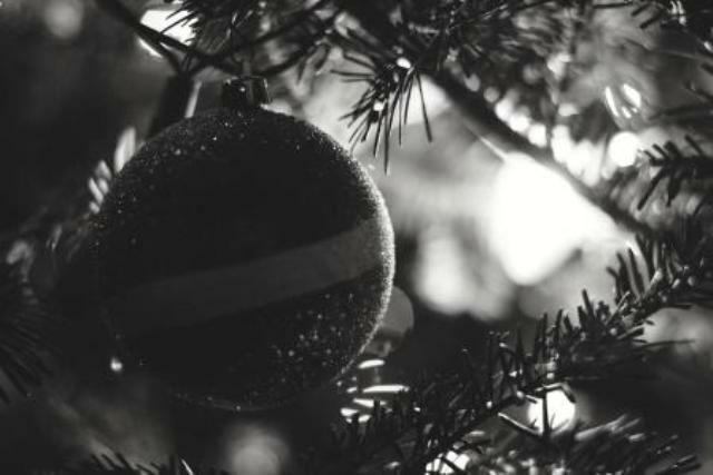 Чёрно-белый Новый год (конкурсная новелла)
