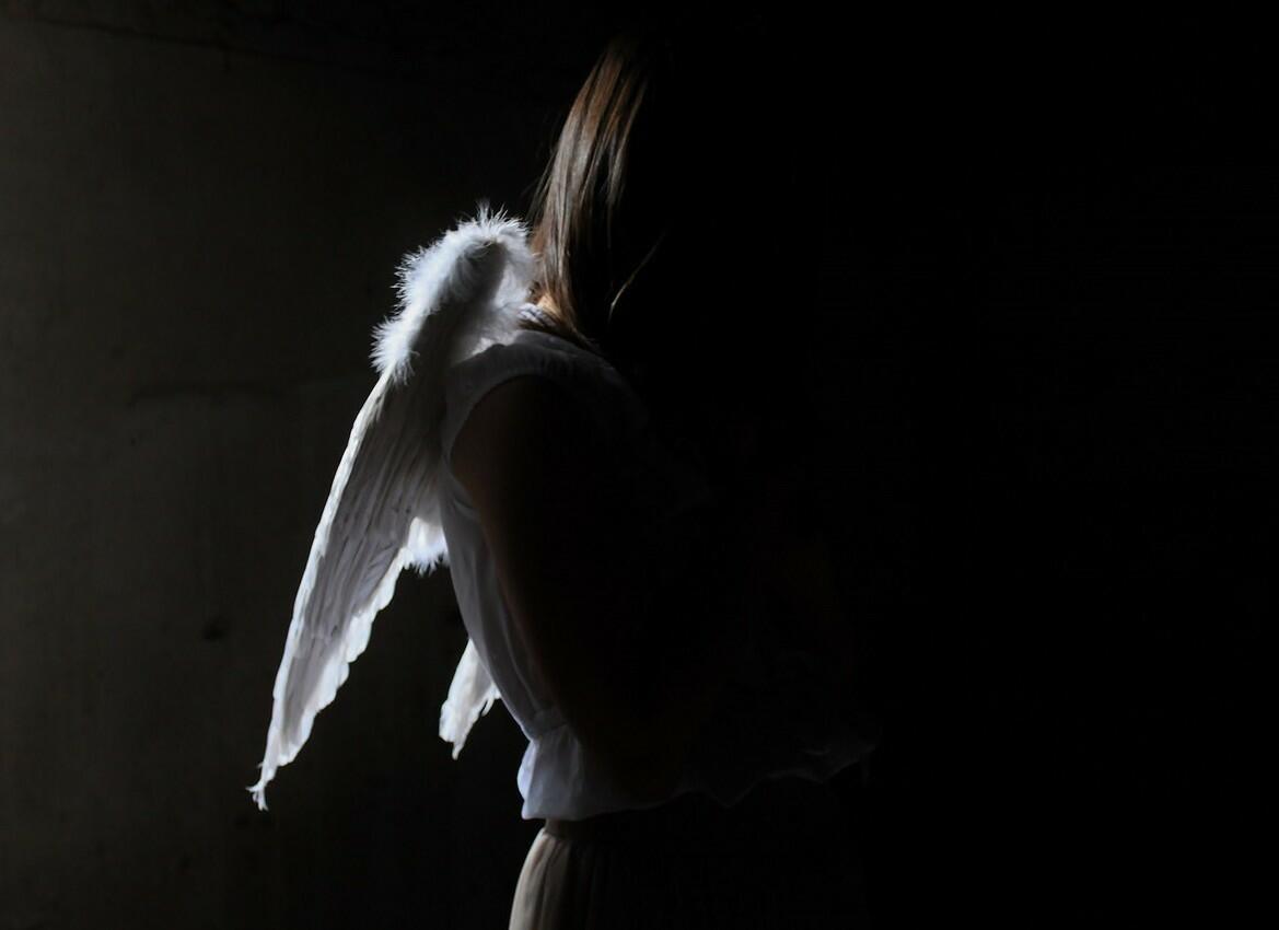 так фото с крыльями за спиной предложения сфере интима