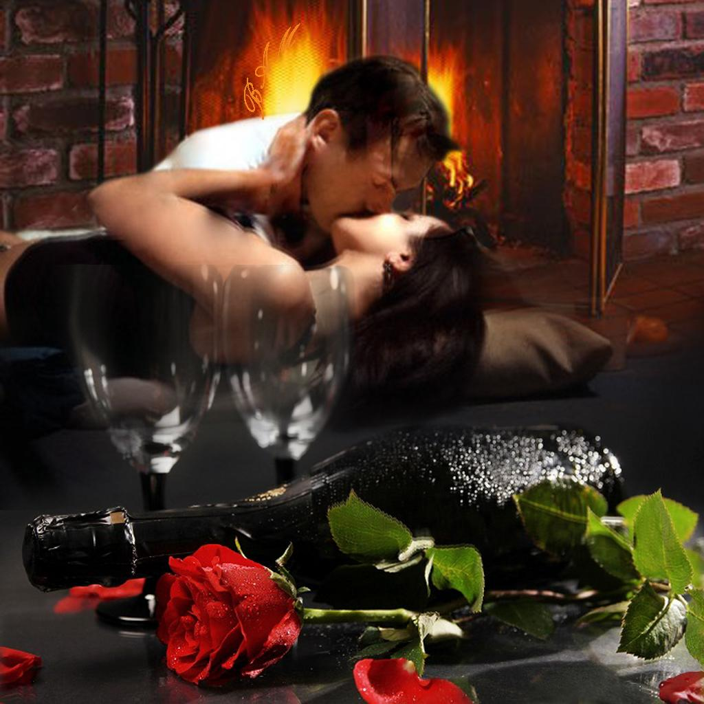 страстное окончание романтического вечера видео - 13