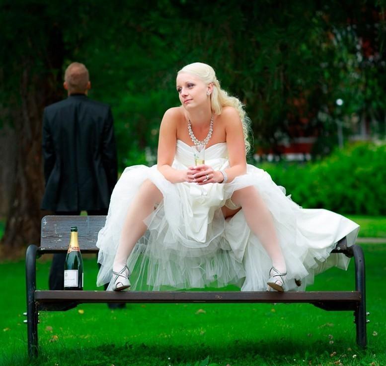 Стихи о фате и белом платье