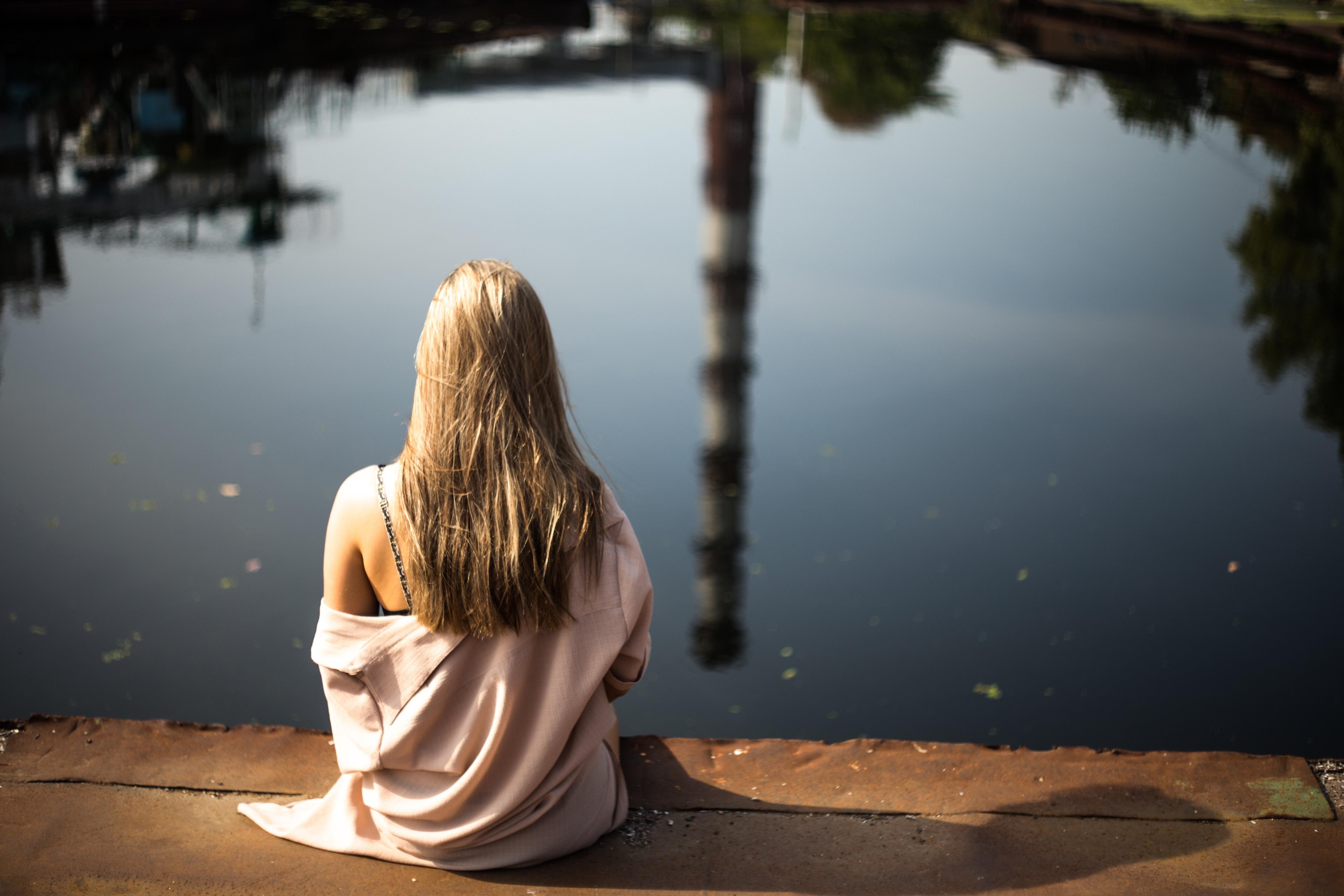 Картинки грусть печаль одиночество девушки, сделать