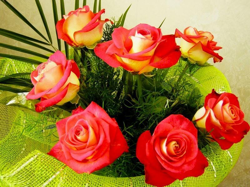 Открытки лучшей подруге цветы