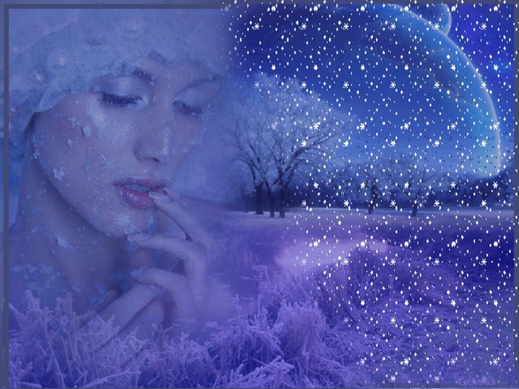 Засыпает душу снегами