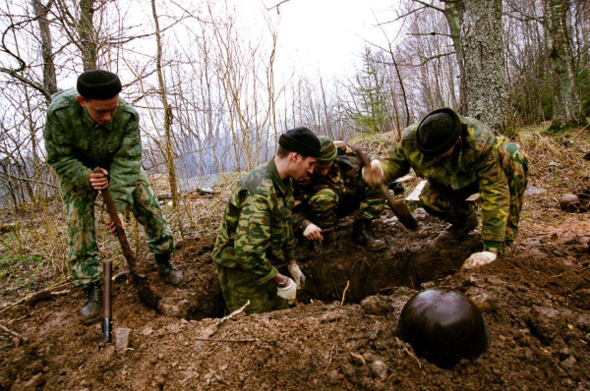 Поисковый батальон минобороны планирует провести раскопки в .