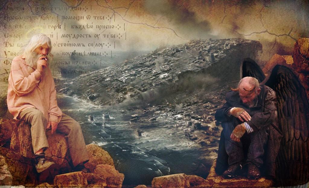 Жил человек греха не зная...