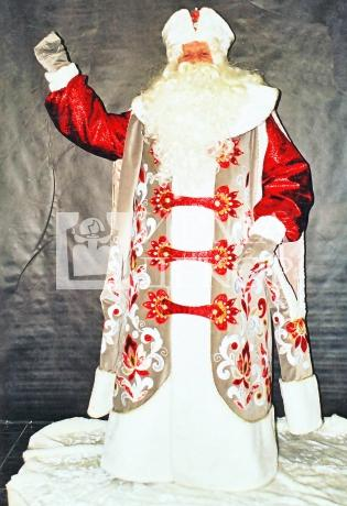 Дед Мороз сейчас в двери постучит.