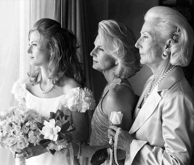 Три женщины...