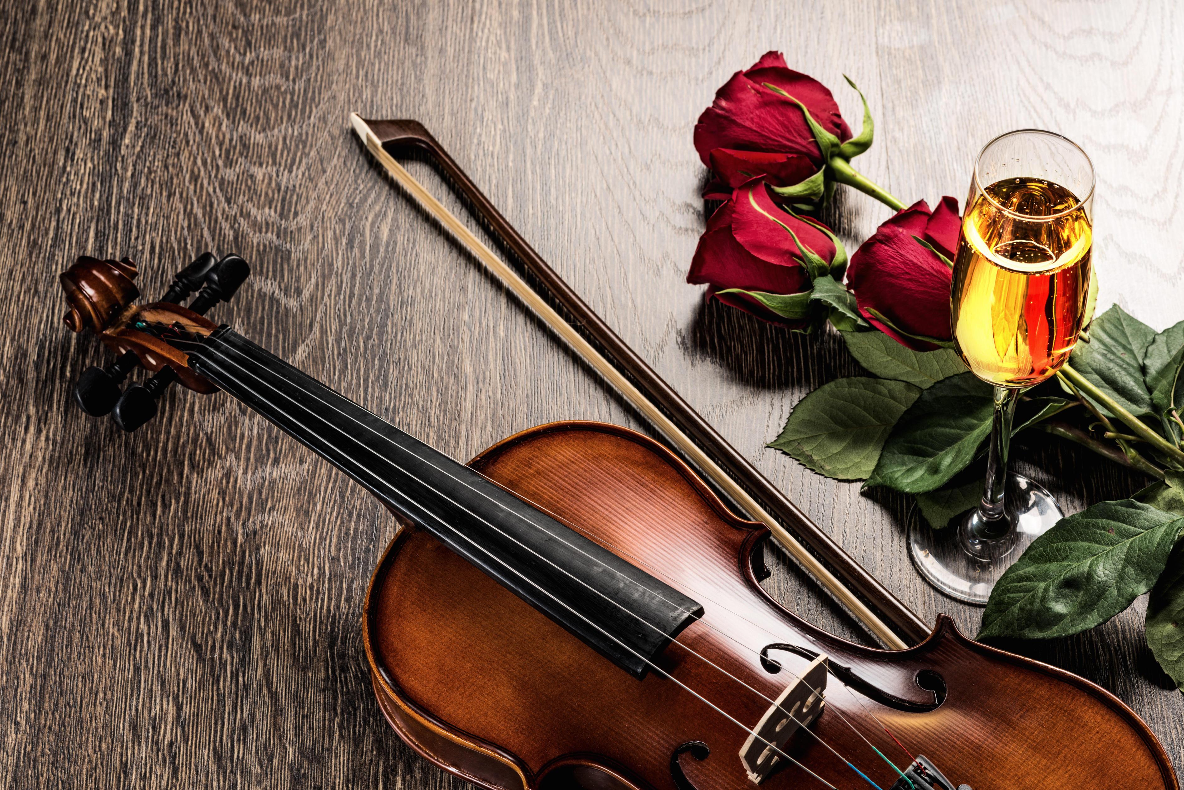 Музыкальные открытки с классической музыкой, поздравлением дню