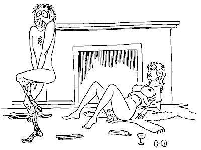Казус на диване