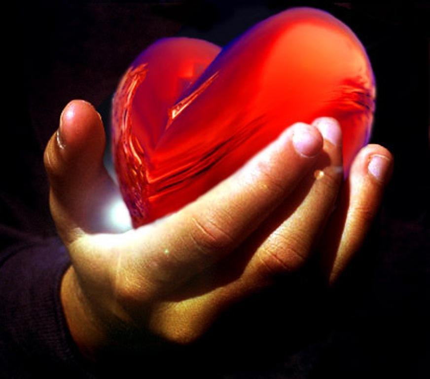 Чужое сердце картинка