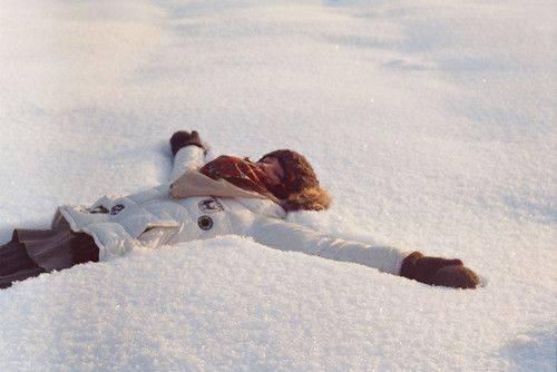 Зимняя ностальгия