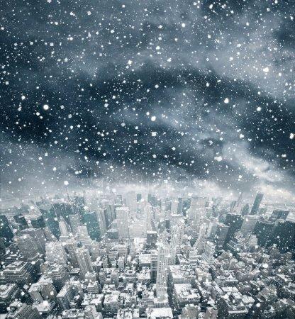 Днями зимними