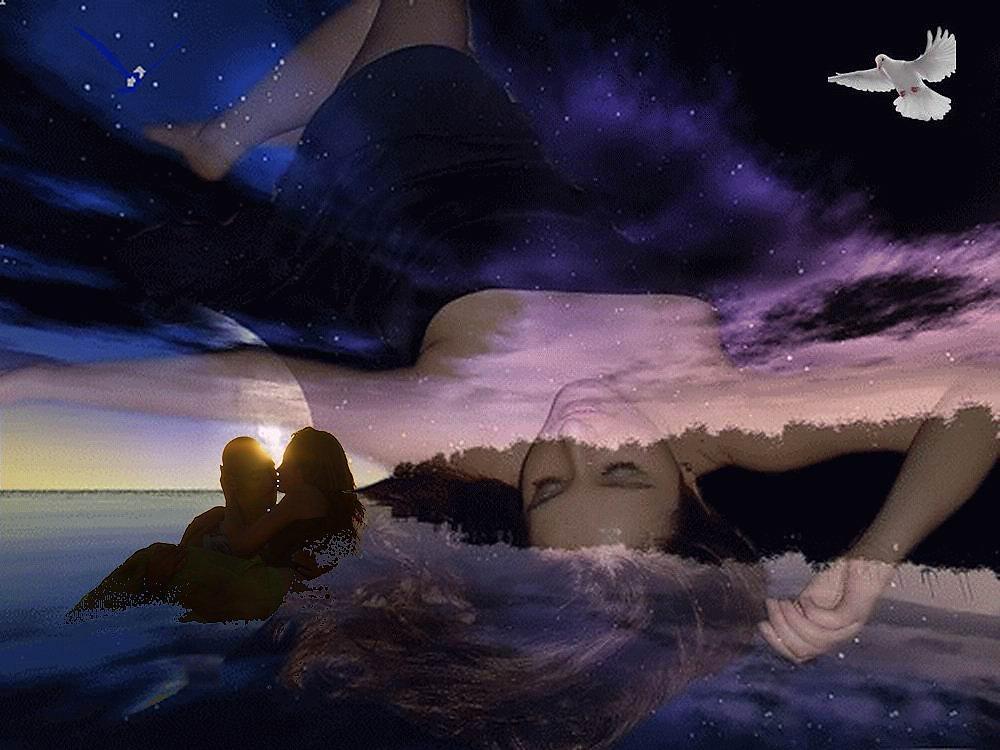 Душа и ночь картинки