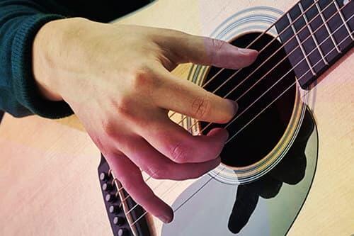 Гитарных струн...