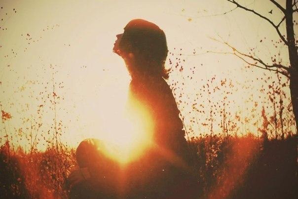 «Погружение в Твою тишину сердца».