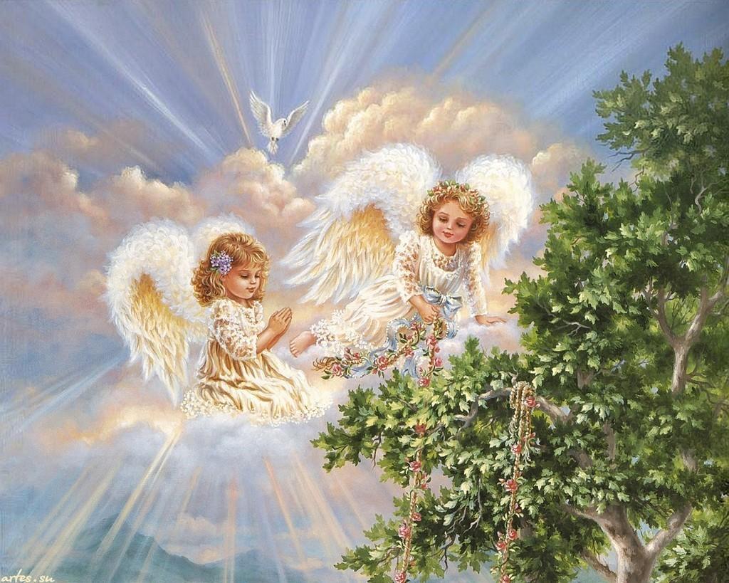 Поздравления с Днем Ангела - Правмир 15