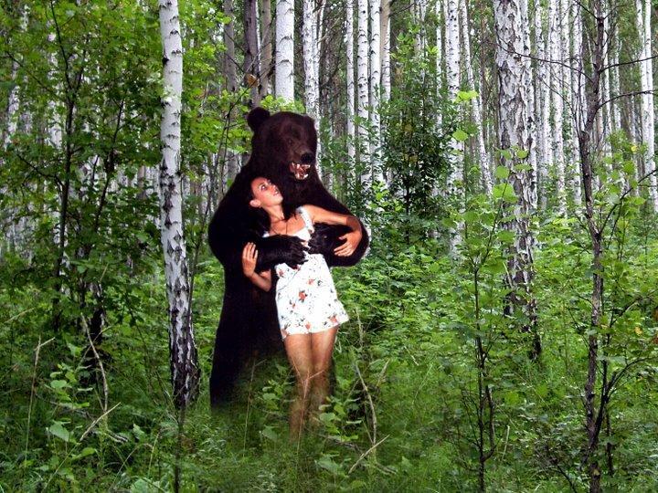 О несчастных лесных жителях