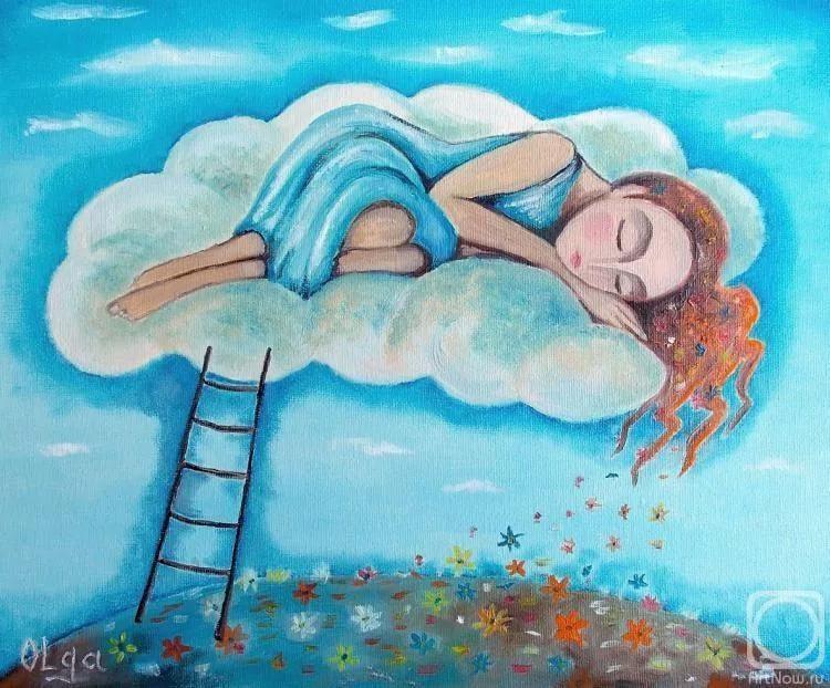 Сон рисовать во сне