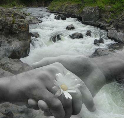 Несётся течение жизни - реки