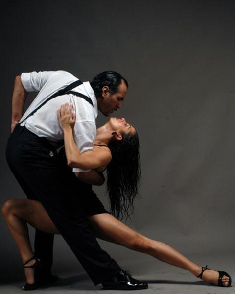 Танго с виниловой пластинки
