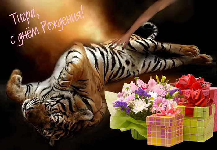 Поздравления с днем рождения тиграну