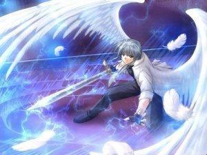 Крылья любви не мешают!